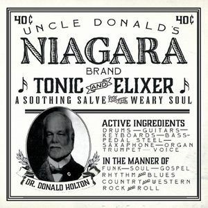 Uncle Donald's Niagra Brand Tonic and Elixer