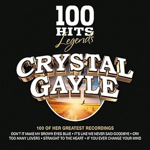 100 Hits Legends Crystal Gayle