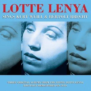 Sings Kurt Weill and Bertolt Brecht