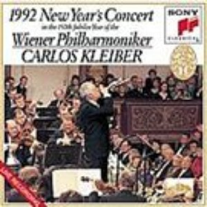 1992 New Year's Concert in the 150th Jubilee Year of the Wiener Philharmoniker