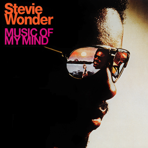 Album artwork for Music Of My Mind by Stevie Wonder