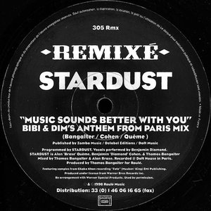 Music Sounds Better With You (Remixé)