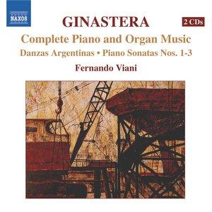 Ginastera: Complete Piano And Organ Music