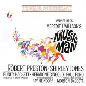 The Music Man Original Film Soundtrack