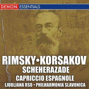 Rimsky-Korsakov: Scheherazade; Capriccio Espagnole