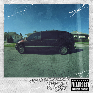 Good Kid M.A.A.D City-(Deluxe Edition)