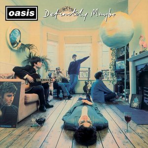 Image pour 'Definitely Maybe'
