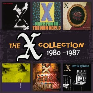The X Collection: 1980-1987