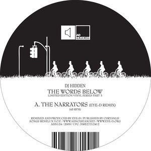 The Words Below Limited Edition Vinyl Series part 3