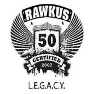 Rawkus 50 Presents L.E.G.A.C.Y.