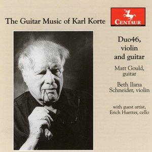 The Guitar Music of Karl Korte