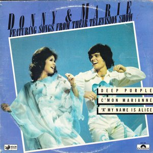 Donny & Marie Featuring Songs From Their Television Show