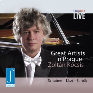 Great Artists Live in Prague - Zoltán Kocsis - piano