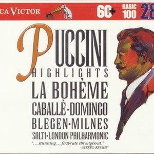 Puccini: Highlights From La Boheme