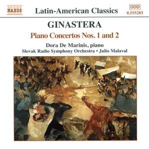 Ginastera: Piano Concertos Nos. 1 & 2