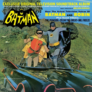 Nelson Riddle - BATMAN (1966) Exclusive Origin - Zortam Music