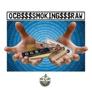 OCB SMOKING RAW