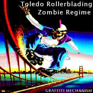 Toledo Rollerblading Zombie Regime