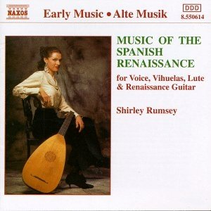 Image for 'Music of the Spanish Renaissance'
