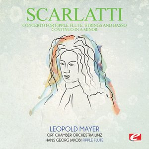 Scarlatti: Allegro from Concerto for Fipple Flute, Strings and Basso Continuo in A Minor (Digitally Remastered)