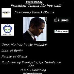 President Obama hip hop oath(Instrumental)