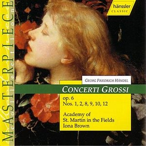 Concerto Grosso op. 6 - George Frederic Handel