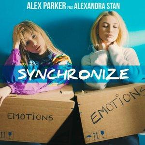 Synchronize (feat. Alexandra Stan) - Single