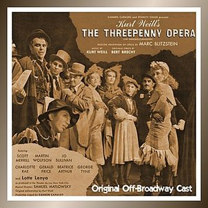 The Threepenny Opera (Original Off-Broadway Cast)