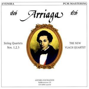 Arriaga: String Quartets Nos. 1, 2, 3