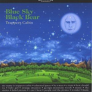 Blue Sky Black Bear