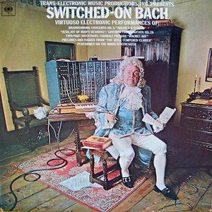 Image for 'Switched-On Bach'