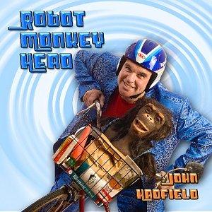 Robot Monkey Head