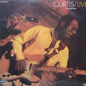 Curtis Live! (US Release)