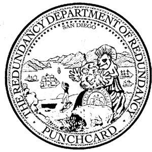 The Redundancy Department of Redundancy