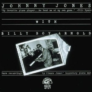 Johnny Jones with Billy Boy Arnold
