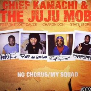 Image for 'Chief Kamachi & The Juju Mob'