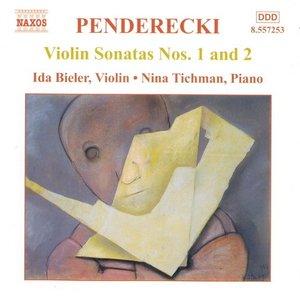 PENDERECKI: Violin Sonatas Nos. 1 and 2