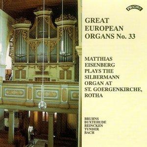 Great European Organs No.33: St Georgenkirche, Rotha