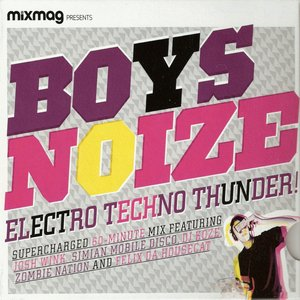Mixmag Presents: Electro Techno Thunder!