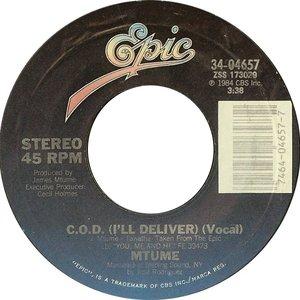 C.O.D. (I'll Deliver)