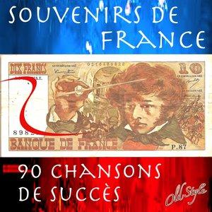 Souvenirs de France (90 chansons de succès)
