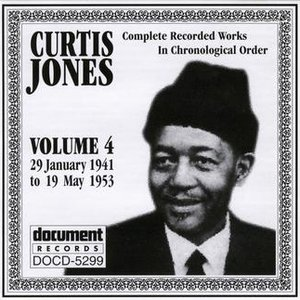 Curtis Jones Vol. 4 1941-1953