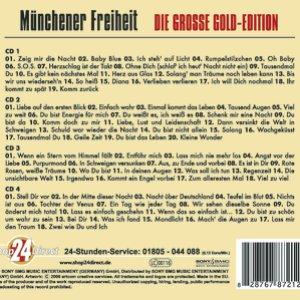 Münchener Freiheit - Die grössten Hits