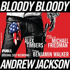 Image for 'Bloody Bloody Andrew Jackson'