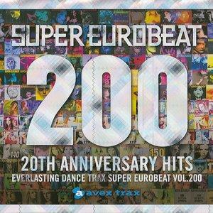 SUPER EUROBEAT VOL.200