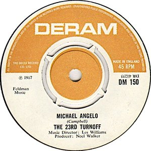 Michael Angelo / Leave Me Here