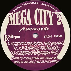 Аватар для Mega City 2