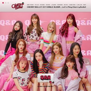 Cherry Bullet 1st Single Album Let's Play Cherry Bullet