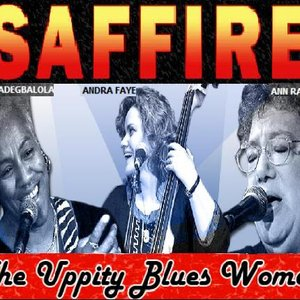 Avatar for Saffire, The Uppity Blues Women