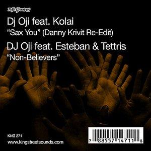 Sax You (Danny Krivit Re-edit) / Non-Believers